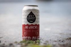 Wet Coast Hi Jack Red