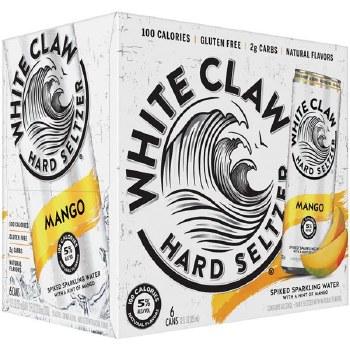 White Claw Mango 6pk C