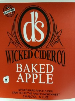 Wicked Baked Apple