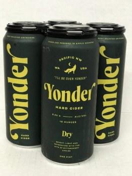 Yonder Dry Cider