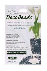 WATER BEADS-BLACK