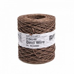BINDING WIRE, BROWN 673 FT.