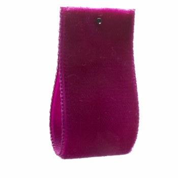 Cerinthe Single Sided Velvet Ribbon 22 mm