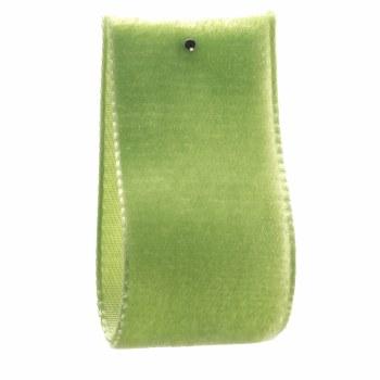 Flirtatious Spring Single Sided Velvet Ribbon 9 mm