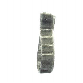 Flint Velvet Ribbon 9 mm