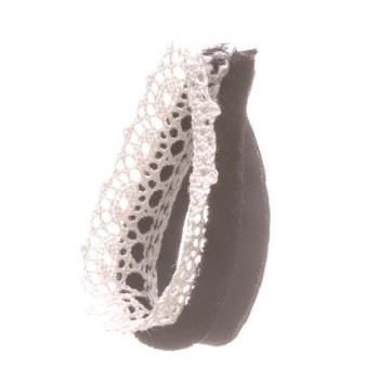 Black Velvet Lace (D) 15 mm