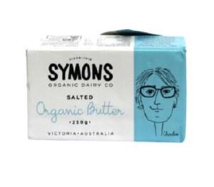 Butter Salted 250G Symons