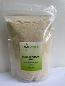 Wyld Almond Meal 750g