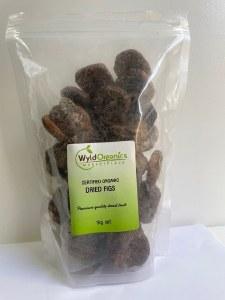 Wyld Figs Organic 1kg
