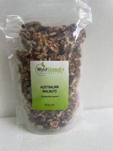 Wyld Walnuts Raw 600g