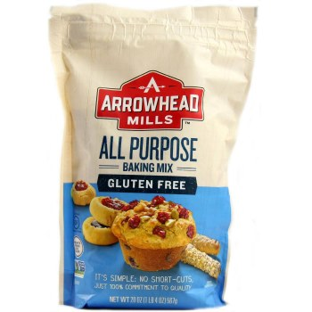Arrowhead Mills Gluten Free All Purpose Baking Mix, 20 oz.