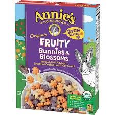 Annie's Fruity Bunny Cereal, 10 oz.