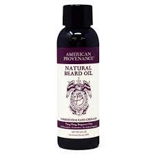 American Provenance Horseshoes & Hand Grenades Beard Oil, 2 oz.