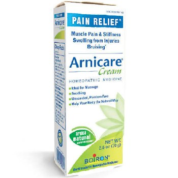 Boiron Arnicare Cream, 4.2 oz.
