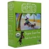 Best Homies Organic Grain-Free Apple Peanut Butter Dog Treats, 16 oz.