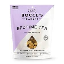 Bocces Bedtime Tea Dog Treat, 5 oz.
