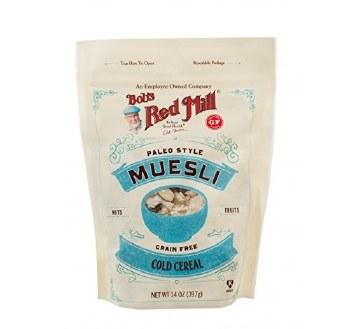 Bob's Red Mill Paleo Museli Cereal, 14 oz.