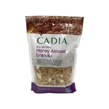 Cadia Honey Almond Granola, 13 oz.