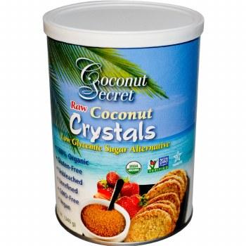 Coconut Secret Raw Coconut Crystals, 12 oz.