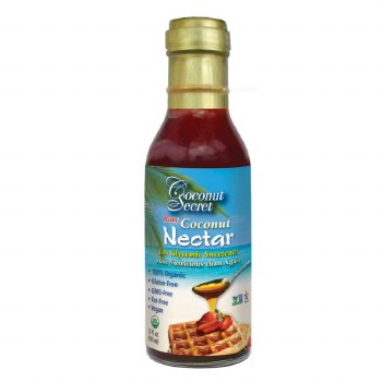 Coconut Secret Raw Coconut Nectar, 12 oz.