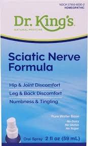 King Bio Sciatic Nerve Relief Spray