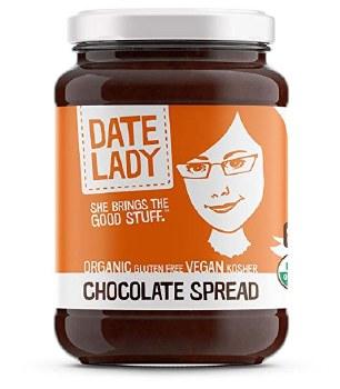Date Lady Organic Chocolate Spread, 10.2 oz.