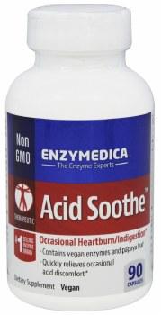 Enzymedica Acid Soothe, 90 vegan capsules