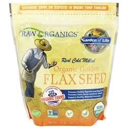Garden of Life Organic Ground Flax Seed, 14 oz.