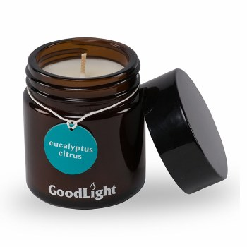 Goodlight Natural Candles Eucalyptus Citrus Candle