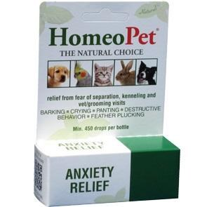HomeoPet Anxiety Relief, 15 ml