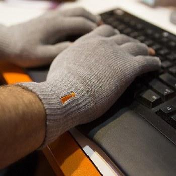 Incrediwear Fingerless Circulation Glove, S/M