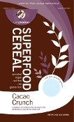 Living Intentions Superfood Cereal Cacao Crunch, 9 oz.
