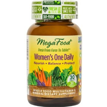 MegaFood Women's One Daily, 30 tablets