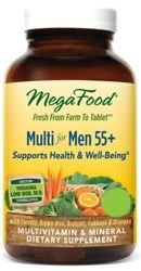 MegaFood Mens Multi 55+, 120 tablets