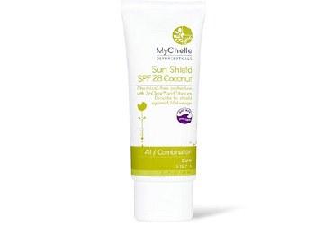 Mychelle Coconut Sun-Shield SPF-28, 2.3 oz.