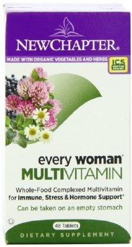 New Chapter Women's Advanced MultiVitamin, 48 tablets