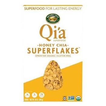 Nature's Path Organic Qi'a Honey Chia Cereal, 10 oz.
