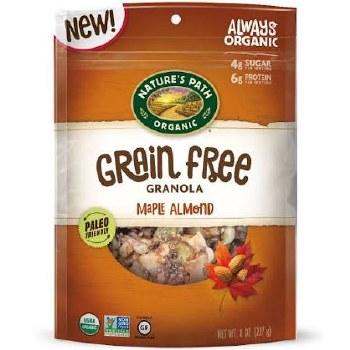 Nature's Path Grain Free Maple Granola, 8 oz.