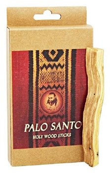 Prabhuji Gifts Palo Santo Holy Wood Sticks, 5 sticks