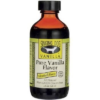 Singing Dog Pure Vanilla Flavor, 4 oz.