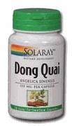 Solaray Dong Quai 550mg 50 capsules