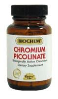 Country Life Chromium Picolinate, 200 vegetarian capsules