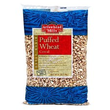 Arrowhead Mills No Salt Puffed Wheat Cereal, 6 oz.
