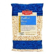 Arrowhead Mills No Salt Puffed Brown Rice Cereal, 6 oz