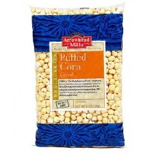 Arrowhead Mills No Salt Puffed Corn Cereal, 6 oz