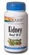 Solaray Kidney Blend SP-6 100 capsules