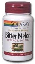 Solaray Bitter Melon 500mg 30 capsules