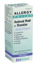 BioAllers 703 Animal Hair & Dander 1oz