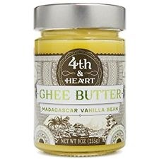 4th & Heart Madagascar Vanilla Bean Ghee, 9 oz.