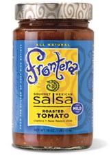 Frontera Mild Roasted Tomato, Cilantro + New Mexico Chile Gourmet Mexican Salsa, 16 oz.